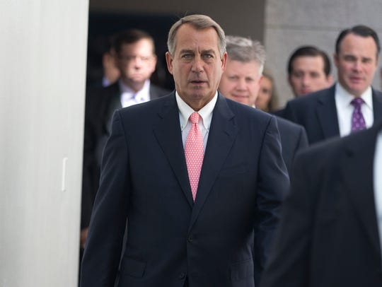 House, Senate parry on 'Obamacare' as shutdown imminent