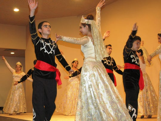 ArmeniaFEST celebrates the diverse traditions of the Armenian culture on Saturday and Sunday, Nov. 4-5, at the Armenian Apostolic Church of Arizona and Cultural Center, 8849 E. Cholla St., Scottsdale. 480-451-8171, saintapkar.com.