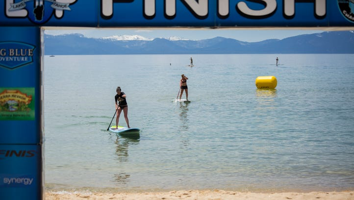 The 2016 Thunderbird Paddling Festival combined stand-up