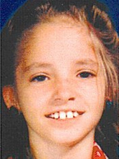 Mikelle Biggs - Missing girl from Mesa. Handout photo