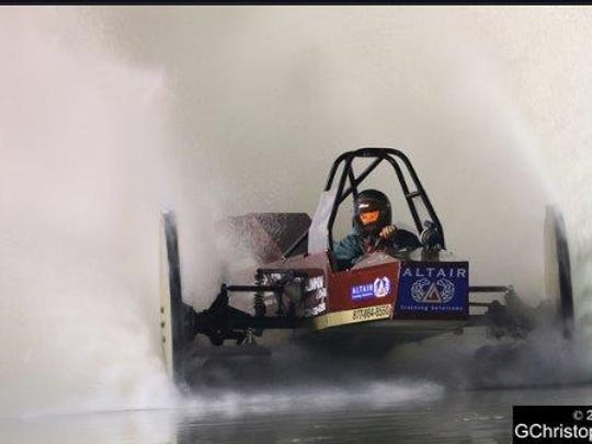 Eddie Chesser has won 10 Budweiser Championships in the Swamp Buggy Winter Series.
