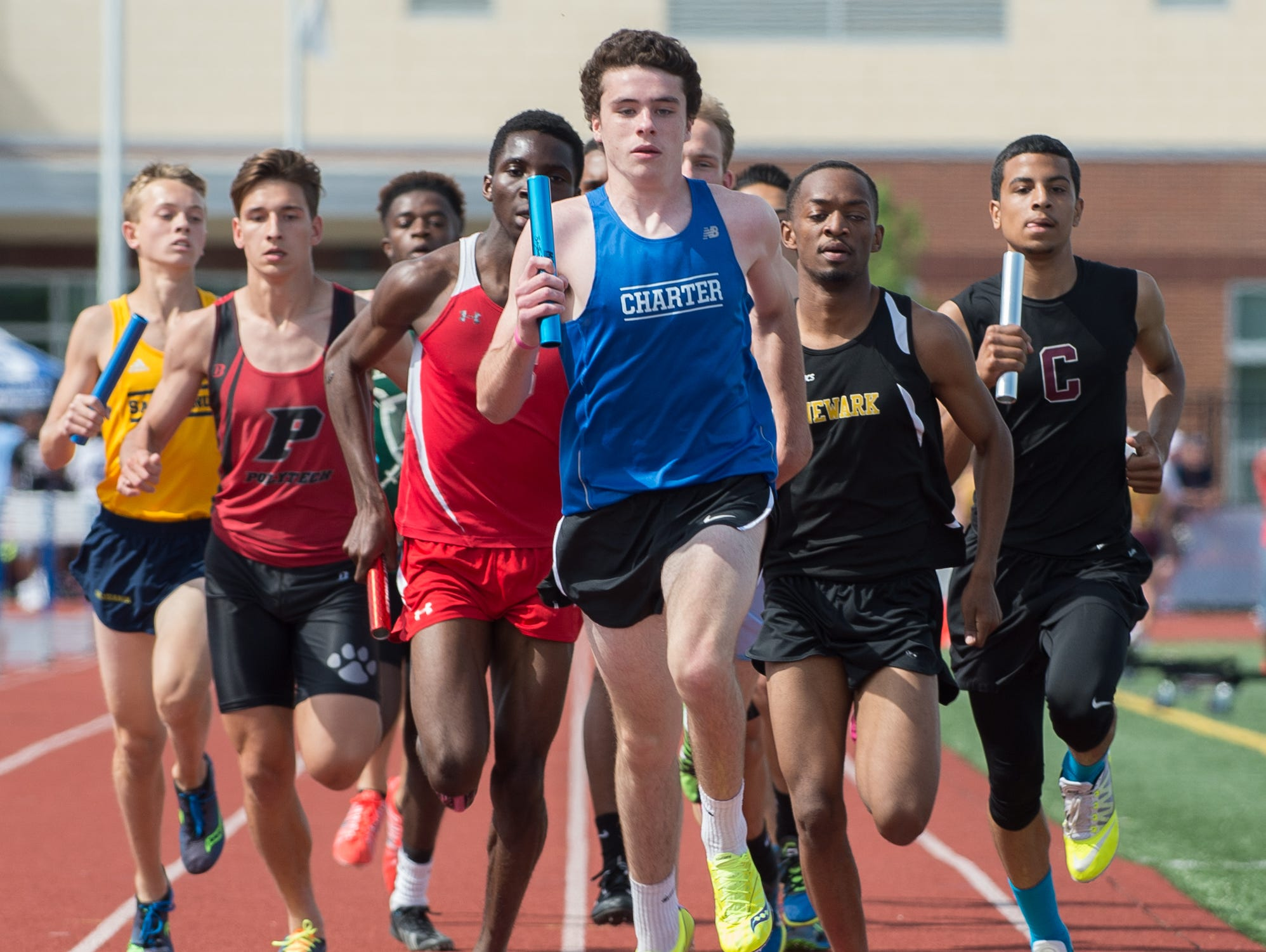 la high school track and field state meet