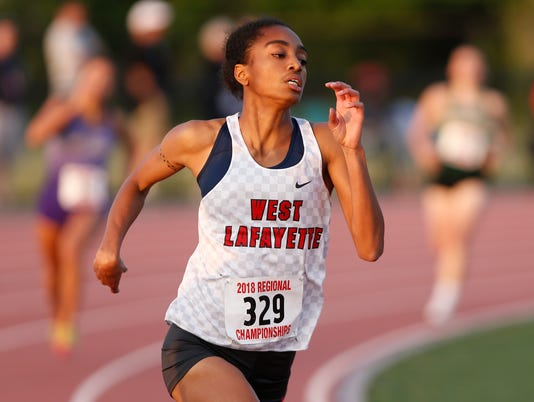 LAF Girls Track and Field Regional