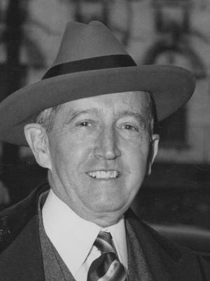 Will Hays, a Sullivan native, served as the Postmaster General and head of the Motion Picture Producers and Distributors of America.