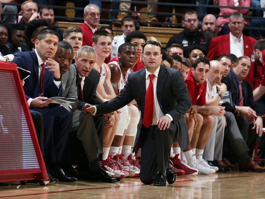 Archie Miller insists he needs more consistency from