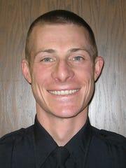 Senior Police Officer Brian Buck