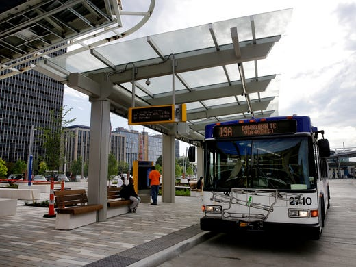 Veterans Can Now Ride Free On Indygo Bus Routes