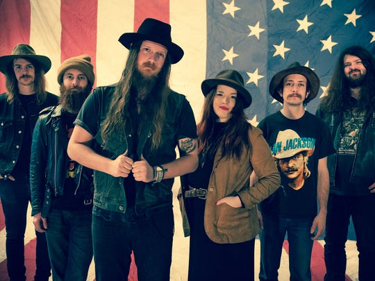 Banditos will perform at the 2017 Pilgrimage Music & Cultural Festival in Franklin, Tenn.