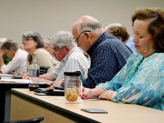 Lipscomb University's Lifelong Learning program offers