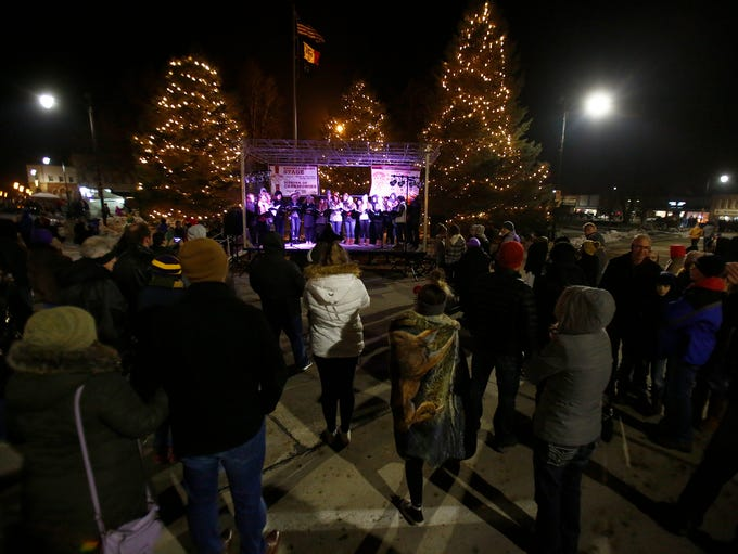 Indianola kicked off the holiday and Christmas season