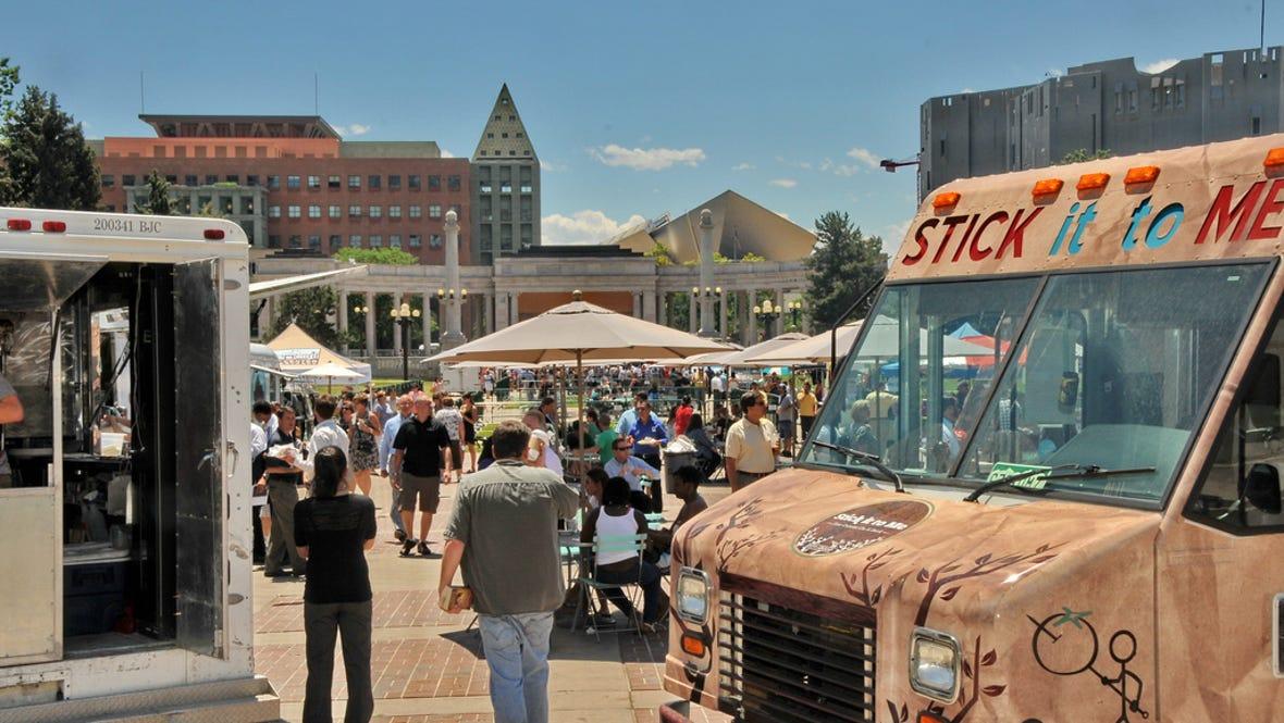 Food truck-Civic Center Eats