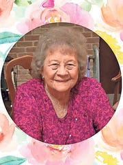 JOANNA WILLIAMS MCKIBBEN 90TH BIRTHDAY