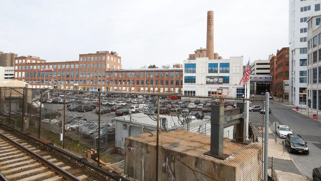 The Kawasaki plant in Yonkers.