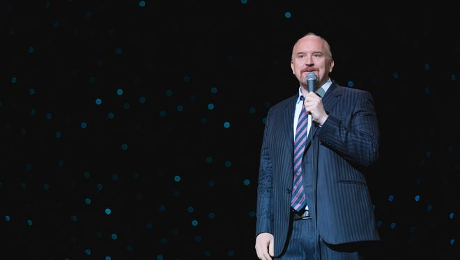 Earlier in the day, Netflix announced they would not move forward on a second Louis C.K. standup comedy special.