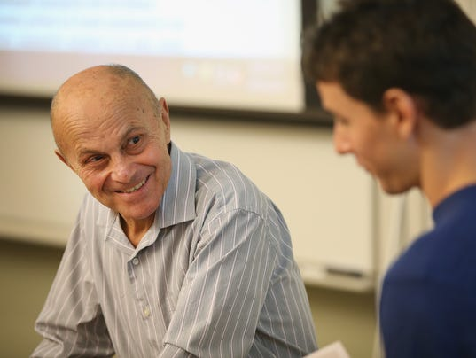 University of Chicago professor Eugene Fama