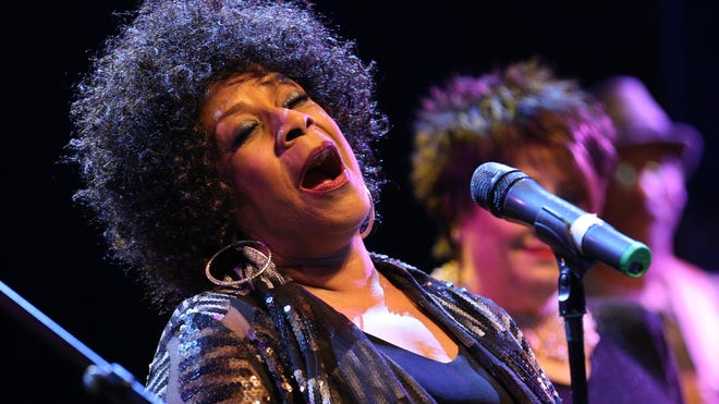 Merry Clayton performs  at House of Blues Sunset Strip on Jan. 7 in West Hollywood.