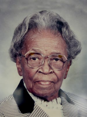 Maude Callen helped women in poverty take care of their health and their families