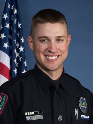 Ohio State Police Officer Alan Horujko.