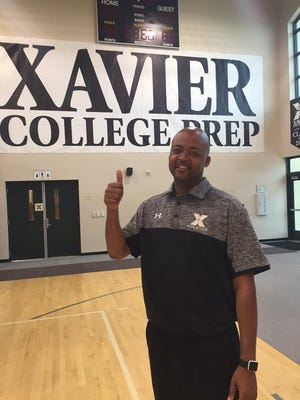 Former Shadow Hills girls basketball coach Thaddis Bosley is taking over at Xavier Prep after a DVL title last season with the Knights.