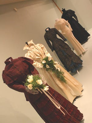 Women's clothing from the 1870s to the 1930s is the subject of a new exhibit at the New Mexico Farm & Ranch Heritage Museum.