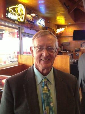 Altoona Mayor Skip Conkling