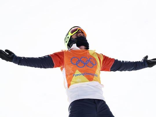 Snowboard - Winter Olympics Day 6