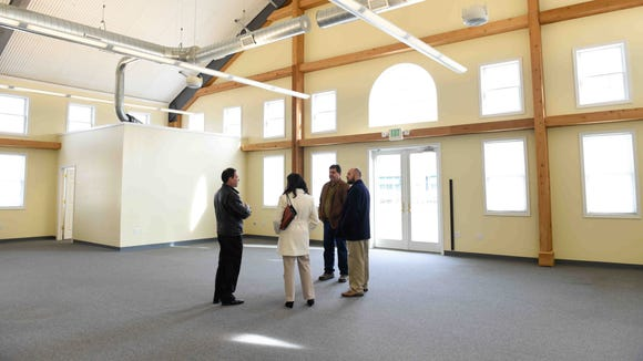 The Middletown Area Chamber of Commerce is opening a business incubator at 402 N. Cass St. in Middletown. Middletown Area Chamber of Commerce is opening a business incubator at 402 N. Cass St. in Middletown.