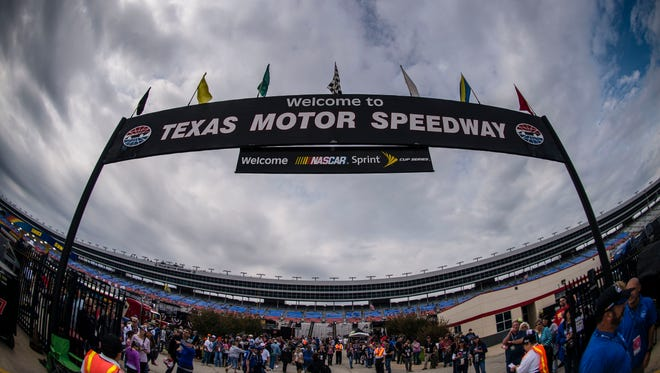 Texas Motor Speedway officials announced plans to repave and 'reprofile' the 1.5-mile surface preceding the April 9 NASCAR premier series weekend.