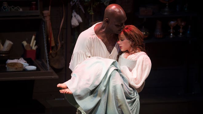Artistic Director Geoffrey Sherman's final Shakespeare production at the Alabama Shakespeare Festival ranks among the best the ASF has ever performed.