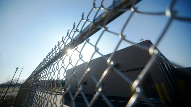 The York County Prison work-release facility on Concord Road in Springettsbury Township is seen in this file photo from Thursday, November 29, 2012. York County Prison employees were among the highest-paid employees in 2016.