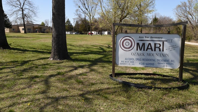 OMART in Gassville now primarily houses parolees from Arkansas prisons after the facility lost its state contract to provide drug and alcohol rehabilitation services.