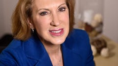 Carly Fiorina, former CEO of Hewlett-Packard.