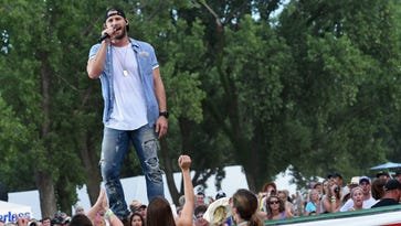 Chase Rice finds inspiration in country music legends