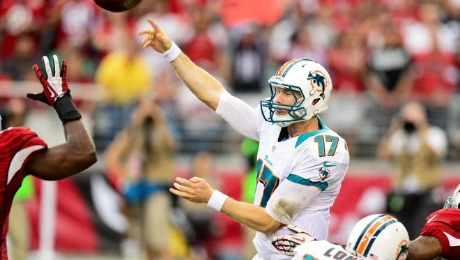 Can the Cardinals get a win over Ryan Tannehill and the Dolphins in Miami Sunday?