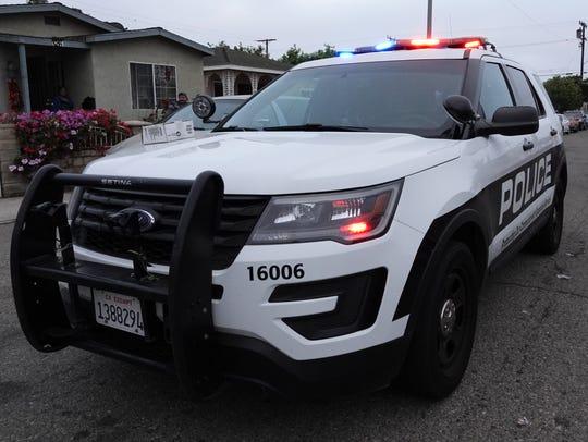 STAR FILE PHOTO Oxnard Police Department