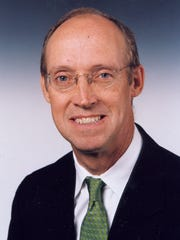 Michael J. Hammons is the chair of the Kentucky Historical Society's Governing Board.