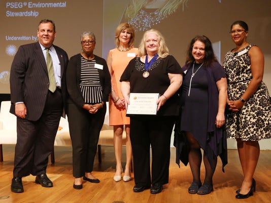 Anne Siebecker Ringwood Jefferson Award