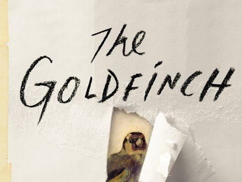 'The Goldfinch' by Donna Tartt is the best book of the year, according to Amazon.