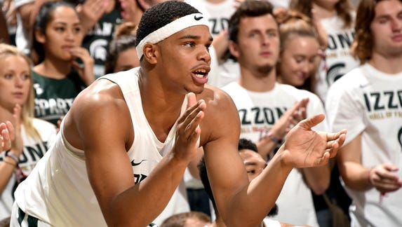 SI: MSU's Jackson 7th, Bridges 9th for 2018 NBA draft