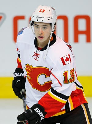 Calgary Flames forward Johnny Gaudreau has become one of the league's best offensive players.