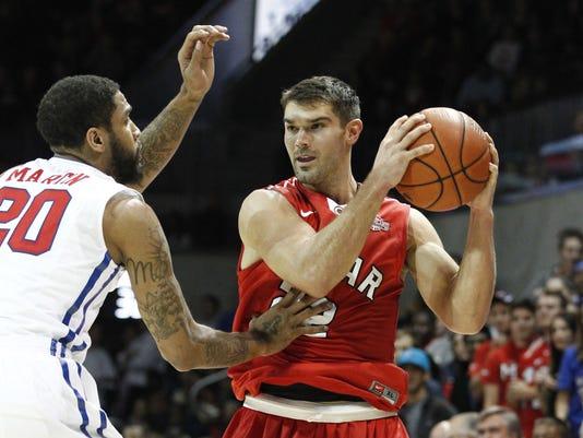 NCAA Basketball: Lamar at Southern Methodist
