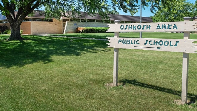 Oshkosh Area School District main office