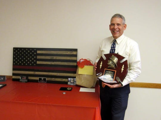 James Mercready, director of Toms River's Fire Prevention Bureau, retired at the end of December.