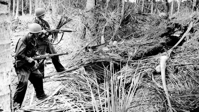 "The Allied campaign to take New Guinea was no ""lightning"" action: It became a never-ending contest of attrition against an implacable enemy as well as an unforgiving landscape of jungle quagmires, illness and disease."
