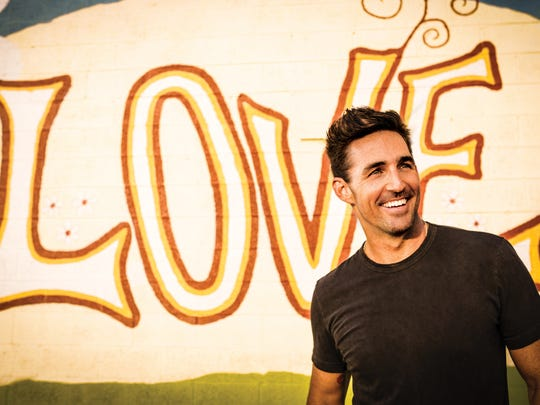 Jake Owen will present Sunday night at the 51st Academy of Country Music Awards.