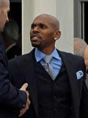 Jerry Stackhouse.