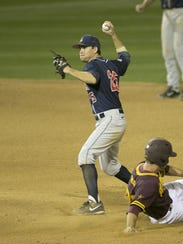 Scott Kingery shined for the Wildcats.