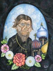 """""""Rasputin"""" by Erica Gonzalez."""