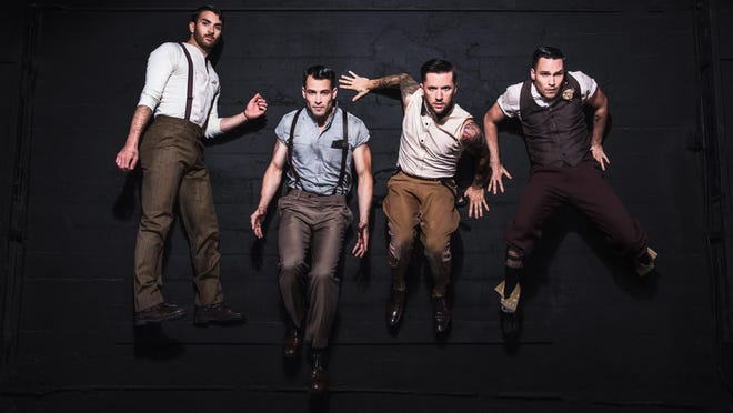 Travis Wall and Shaping Sound will be at the Wharton.
