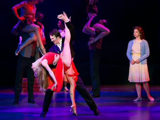 'Dirty Dancing' opens Tuesday at the Playhouse on Rodney